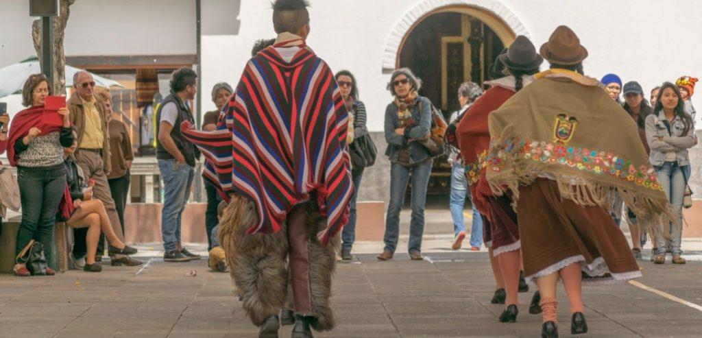 Culturas del Ecuador y sus tradicionales Bailes