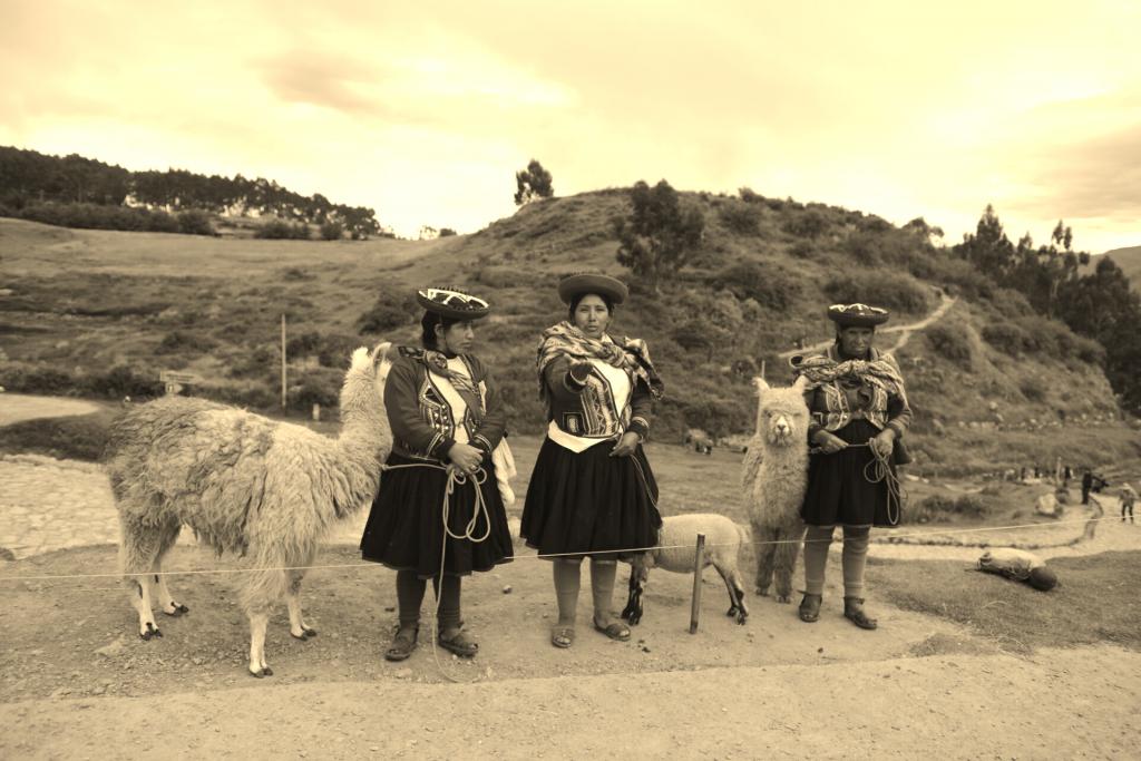 Cultturas de la Sierra del Ecuador