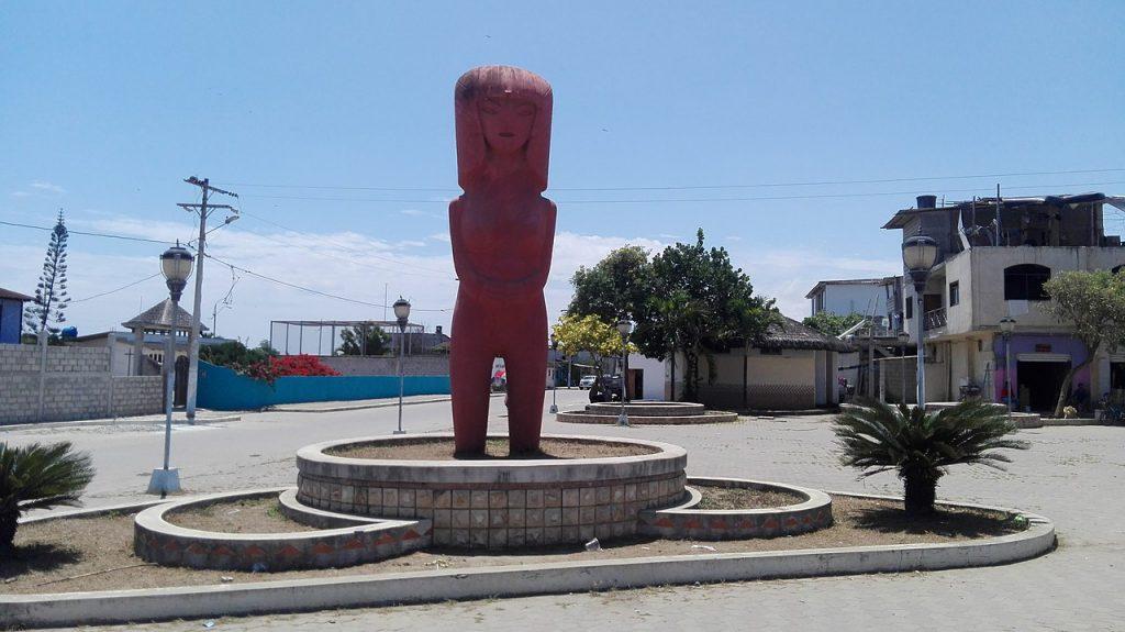 Imagen de la cultura valdivia
